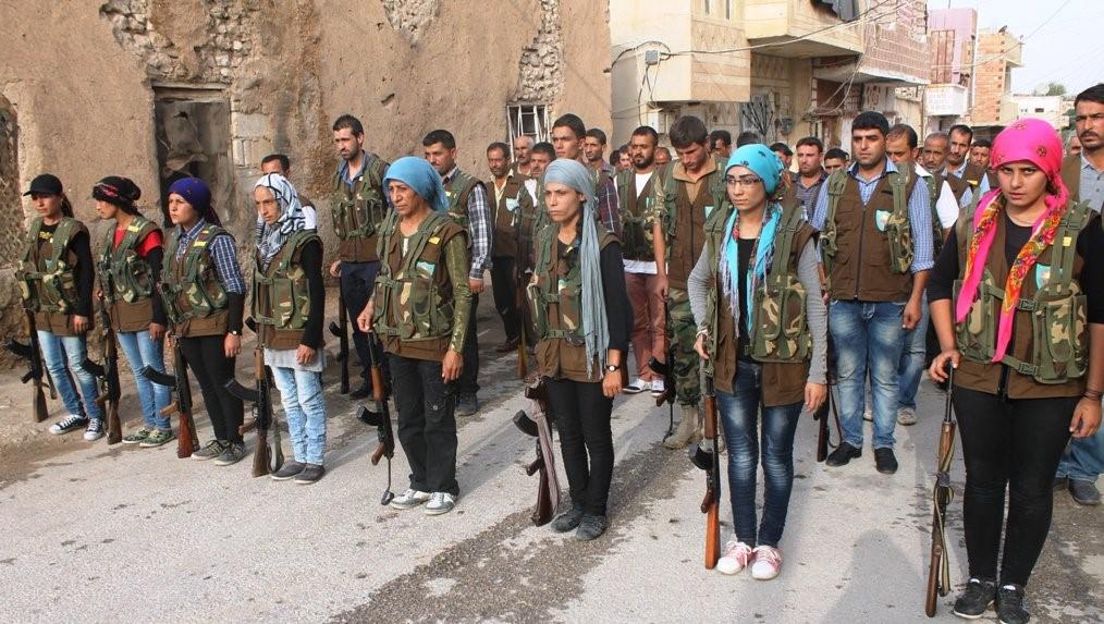 Krieg gegen Rojava: Das Einfache, das schwer zu verteidigen ist - Lower Class Magazine